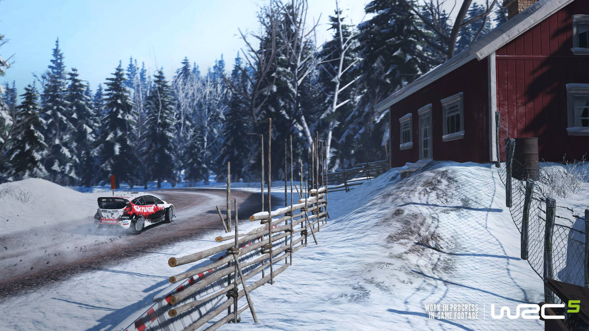 WRC 5 se s dalšími rallye tituly utká v říjnu 111678