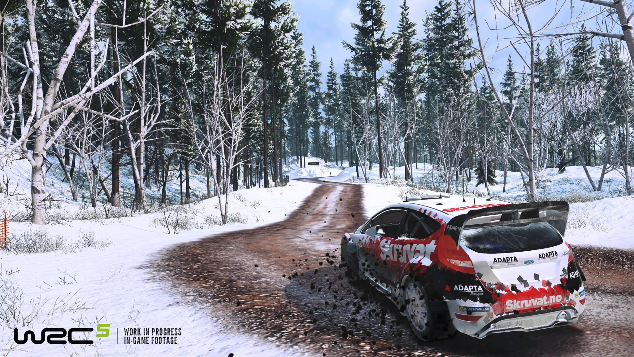 WRC 5 se s dalšími rallye tituly utká v říjnu 111679