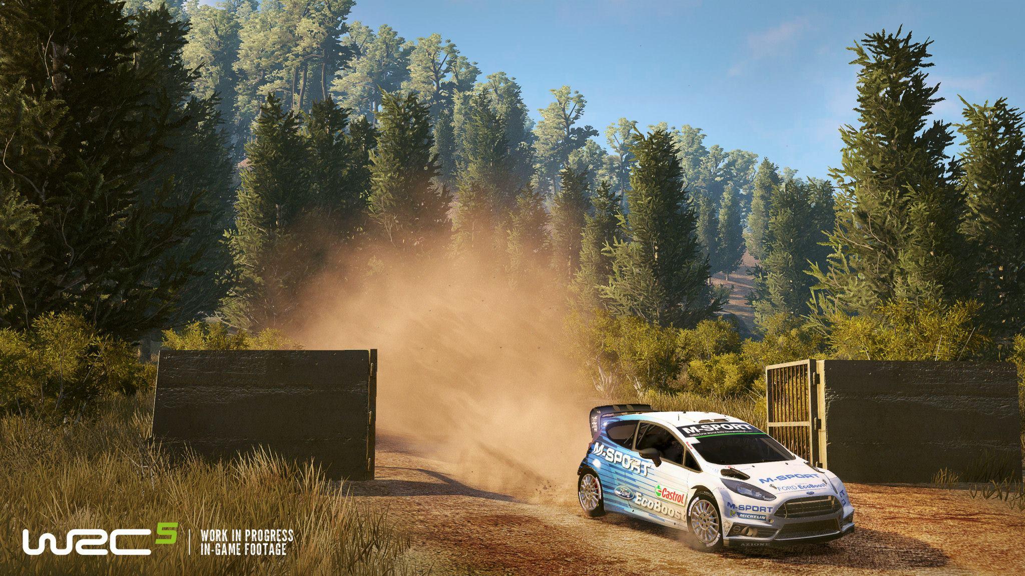 WRC 5 se s dalšími rallye tituly utká v říjnu 111680