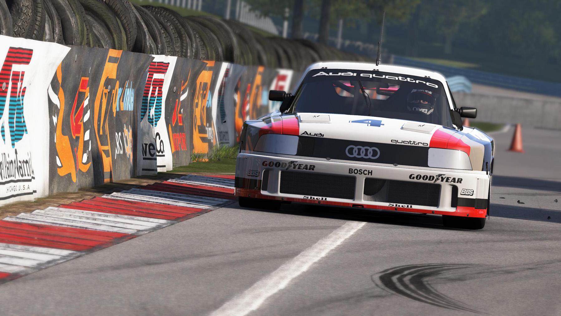 Project Cars dostal nový okruh a vozy značky Audi 111685