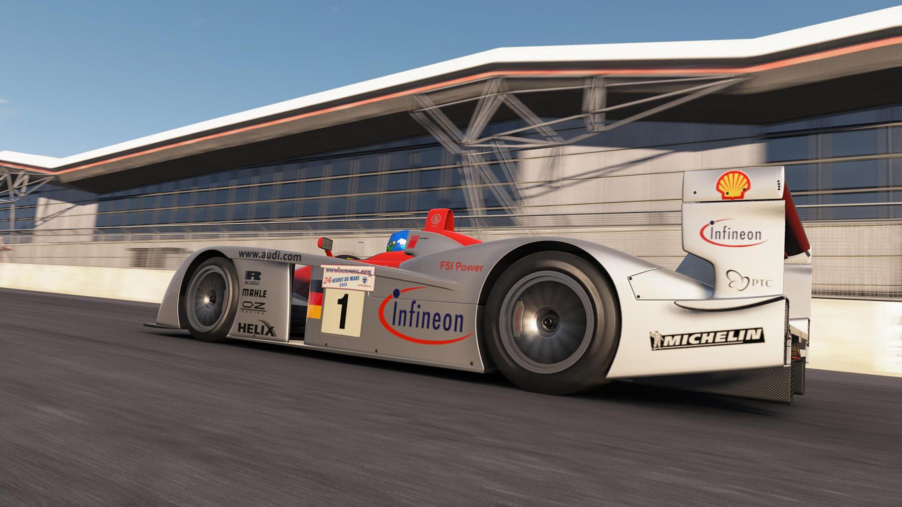 Project Cars dostal nový okruh a vozy značky Audi 111686