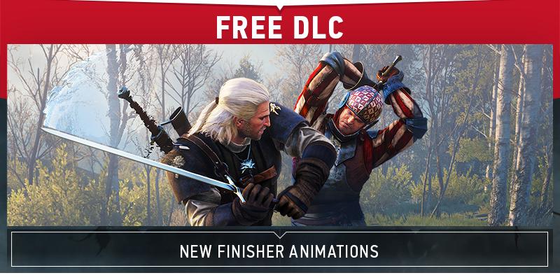 Předposlední bezplatné DLC pro Zaklínače 3 nabídne nové zakončovací animace 111754