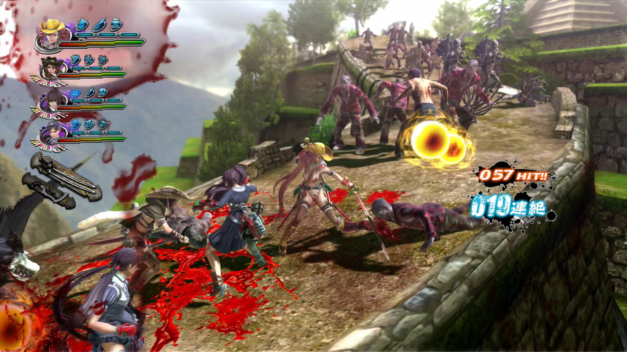 Onechanbara Z2: Chaos dorazí do Evropy 111797