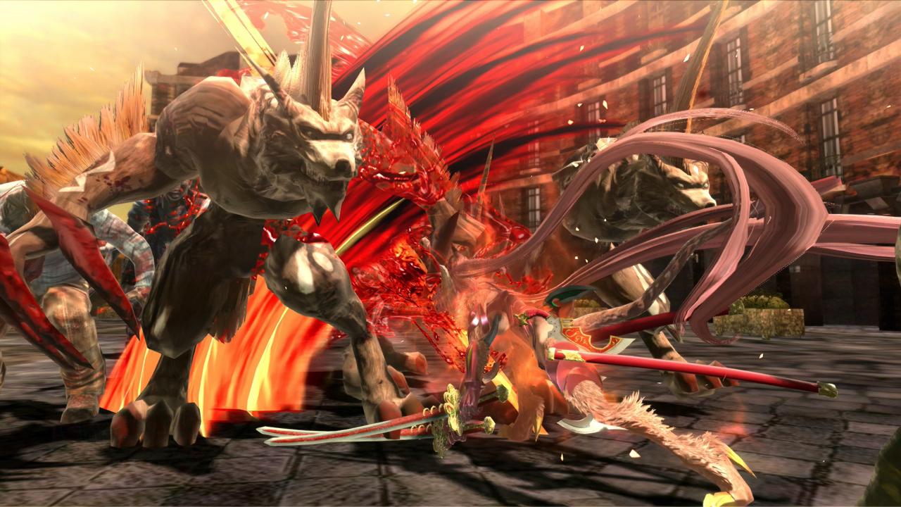 Onechanbara Z2: Chaos dorazí do Evropy 111801