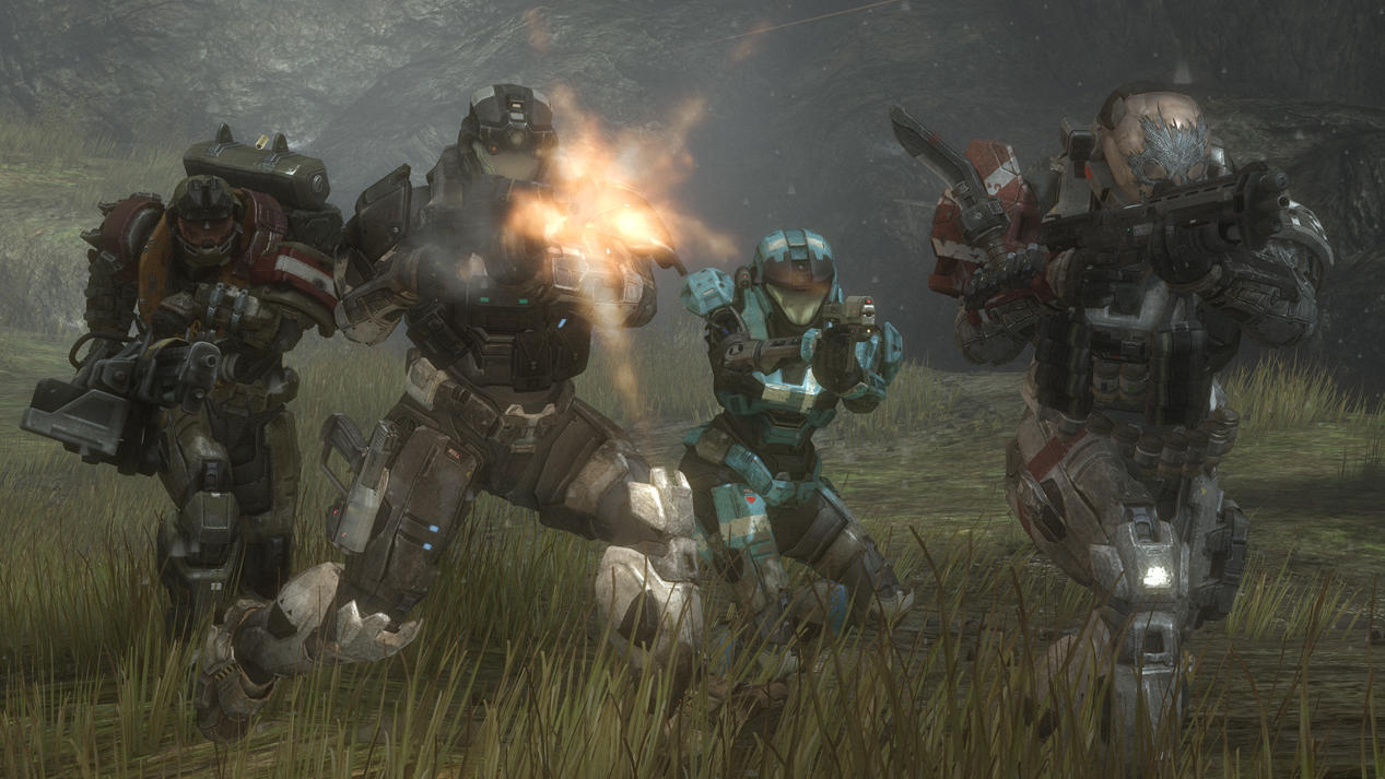 Halo: Reach – Bungie se loučí 11181