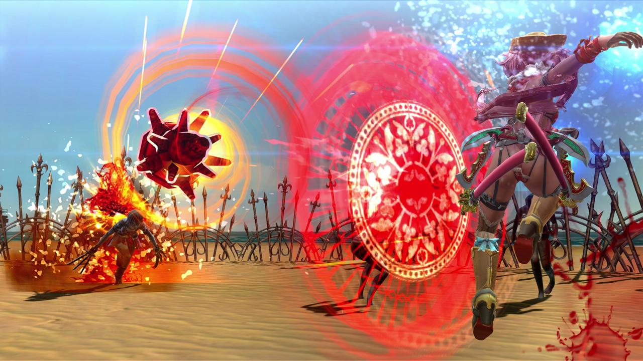 Onechanbara Z2: Chaos dorazí do Evropy 111812