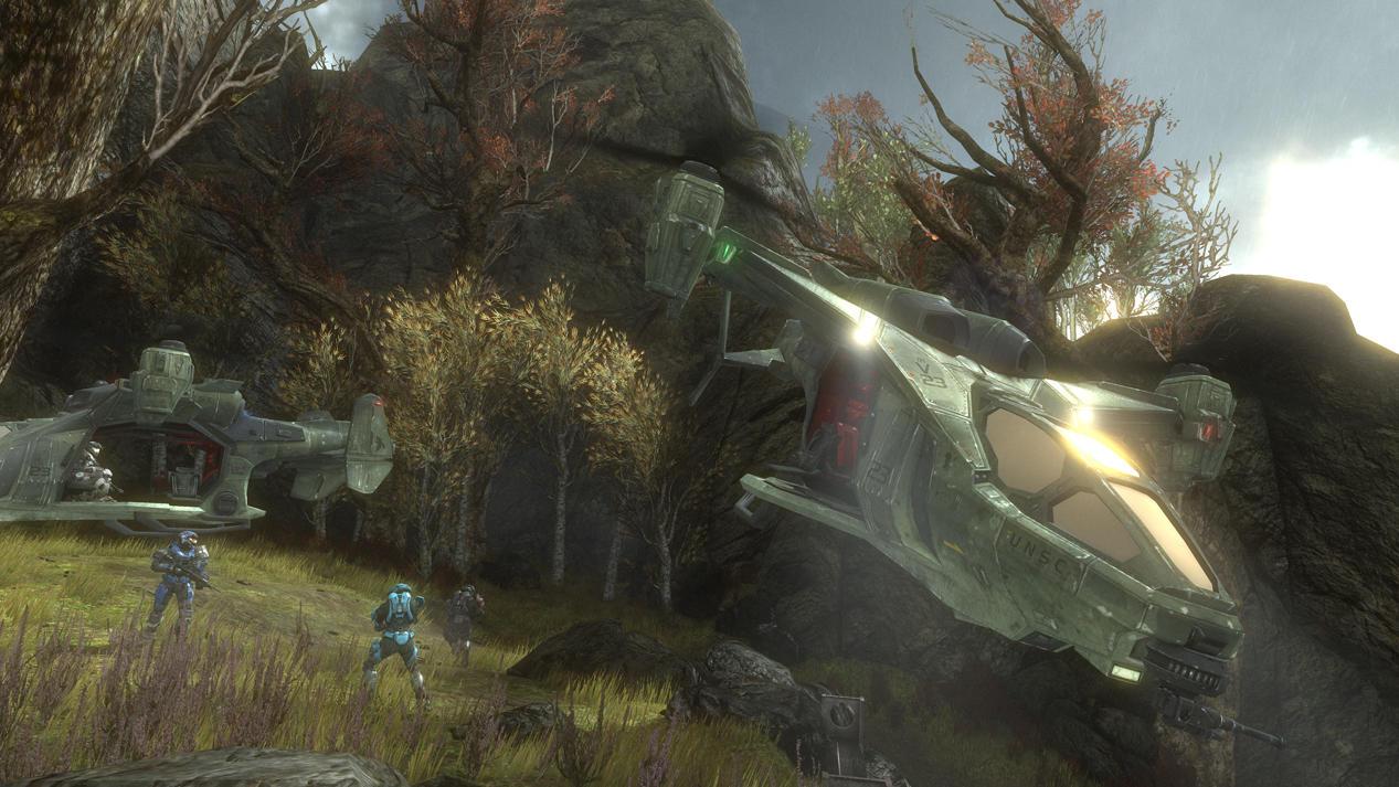 Halo: Reach – Bungie se loučí 11182