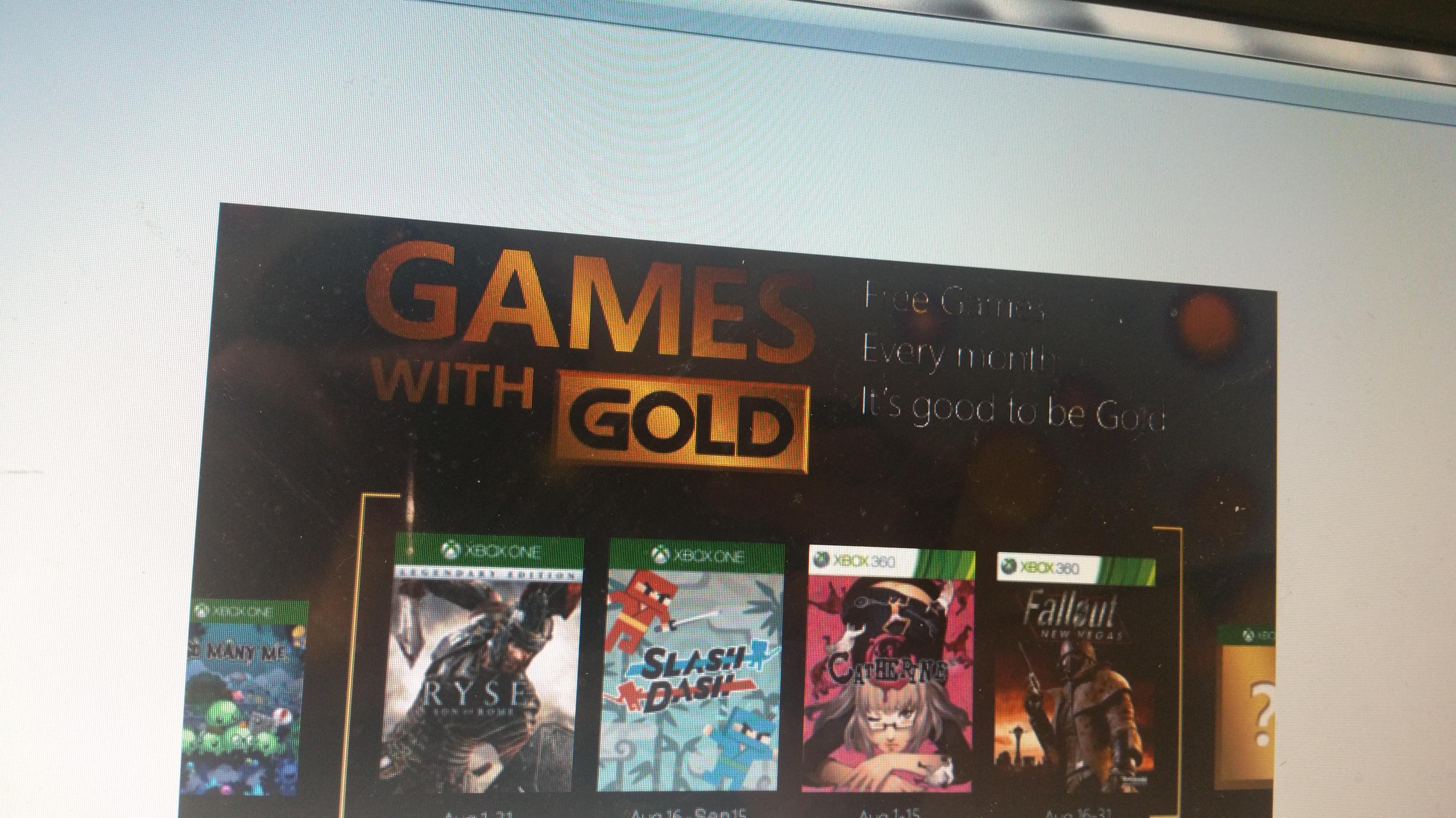 Jaké hry budou v srpnu na Xbox Live Gold? 111838