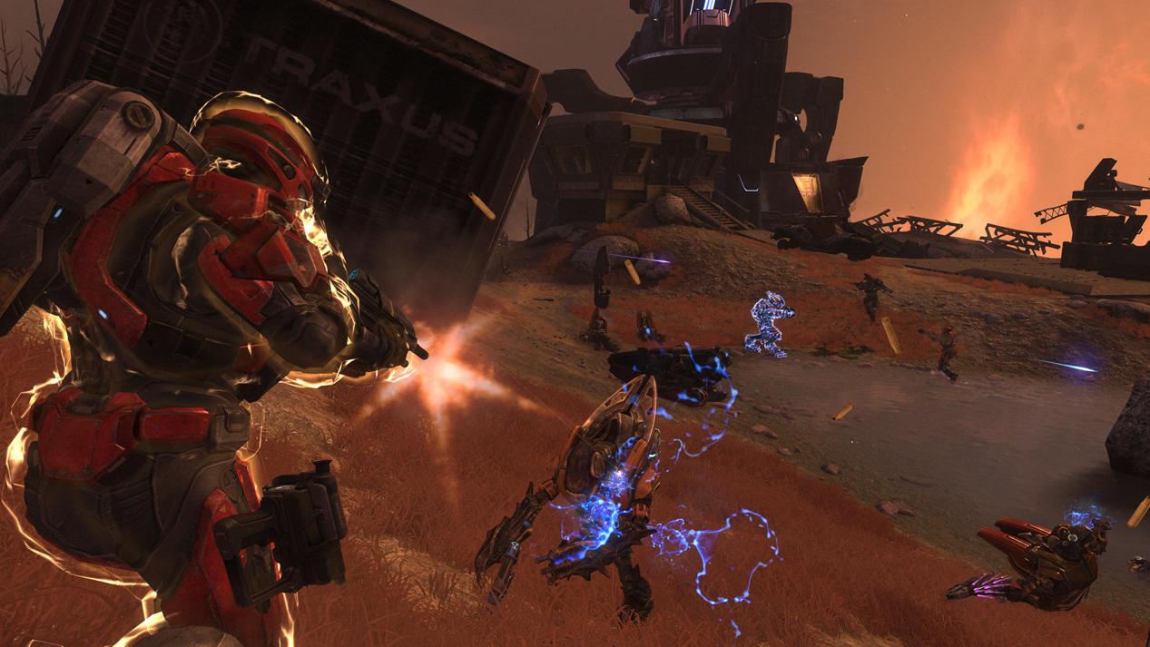První recenze Halo: Reach v superlativech 11184