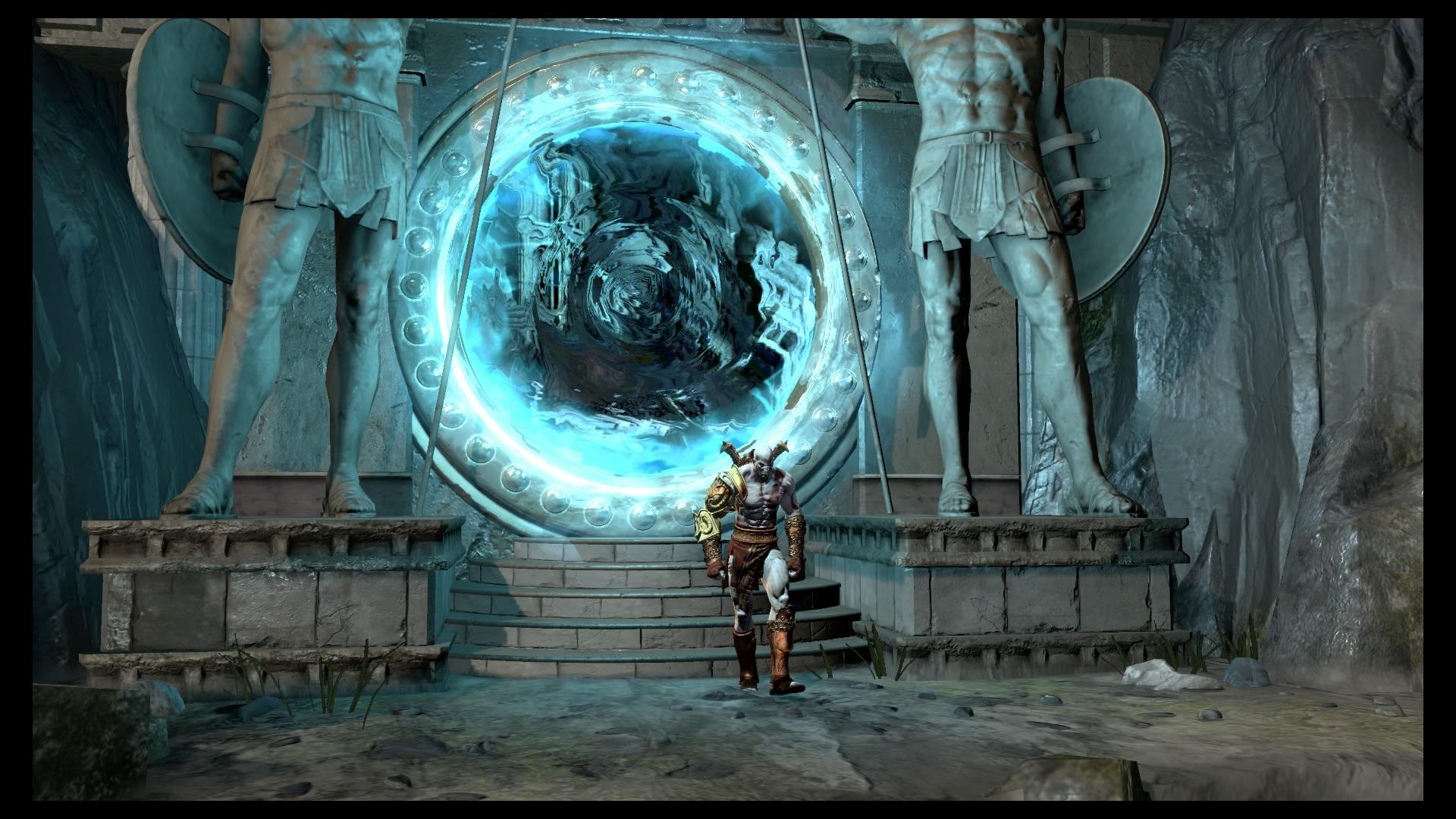 God of War 3: Remastered – Antická jatka ve vysokém rozlišení 111861