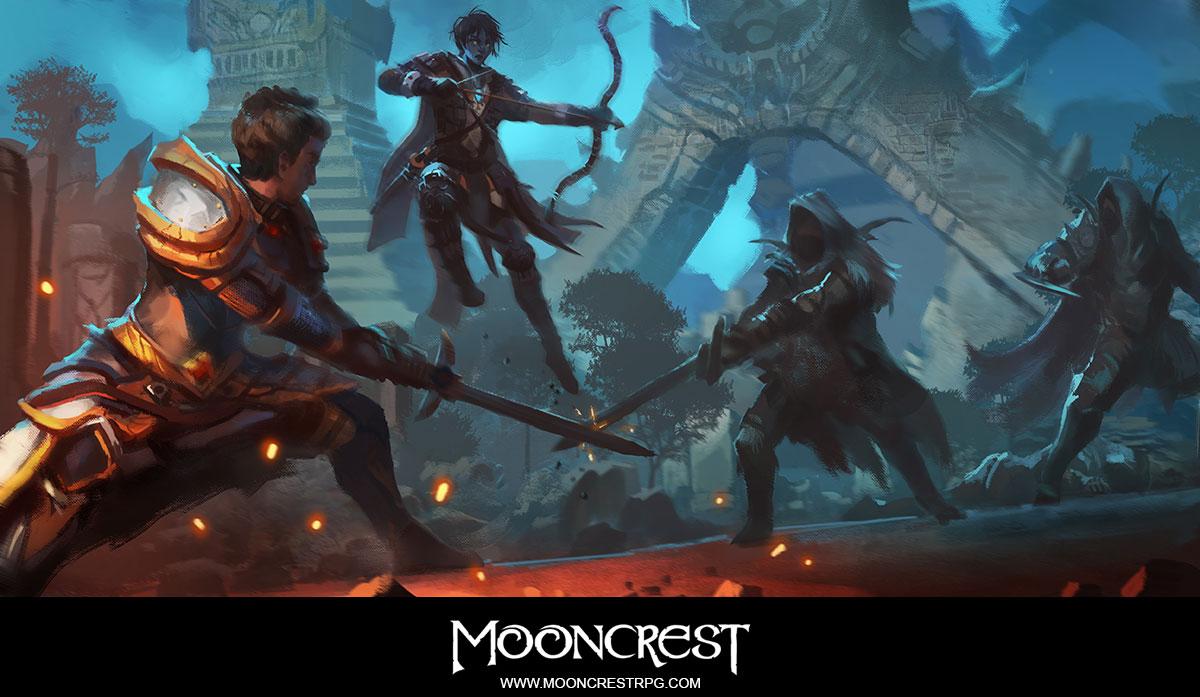 Bývalí vývojáři BioWare chystají RPG inspirované staršími hrami 111889