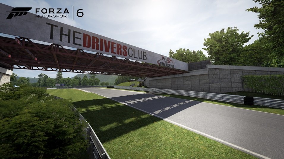 S vozy Ford z Garáže Forza se poperete s kopečky v Lime Rock Parku 111901