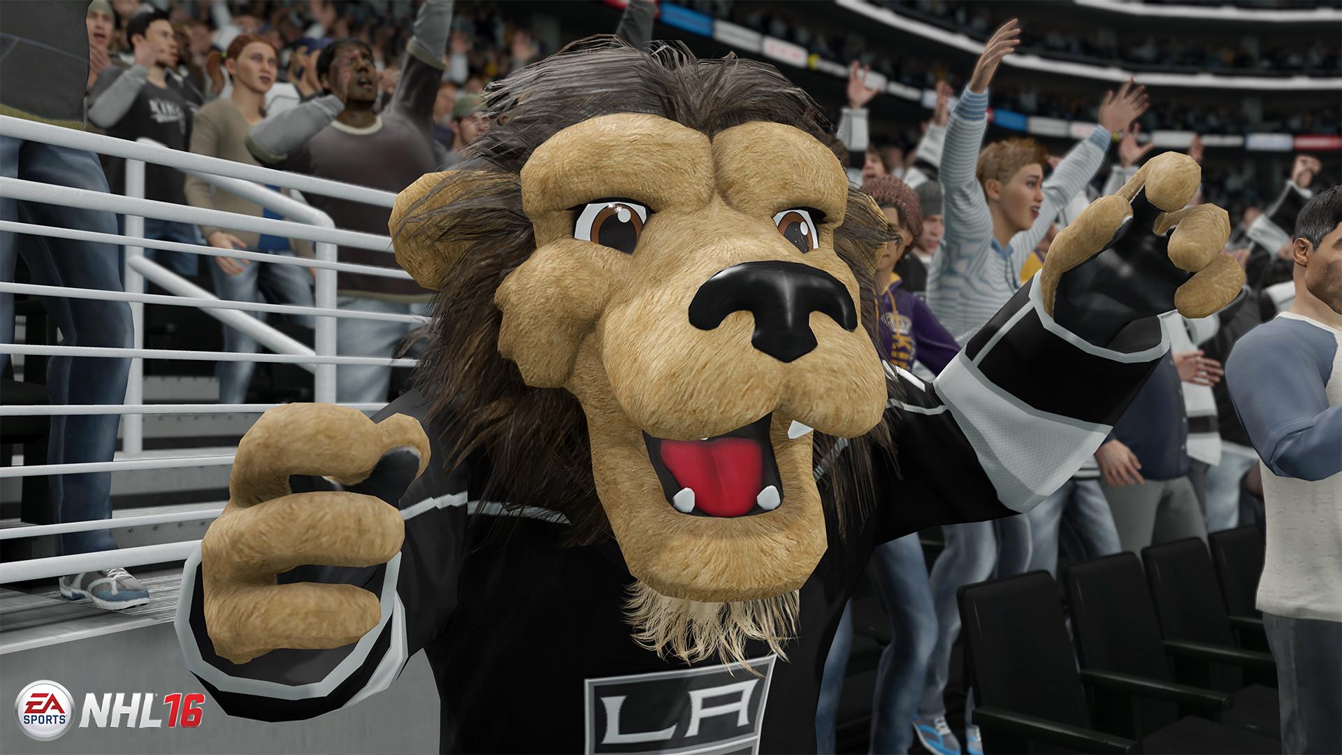 Majitelé NHL 15 si budou moci zahrát betu Hockey League 111907