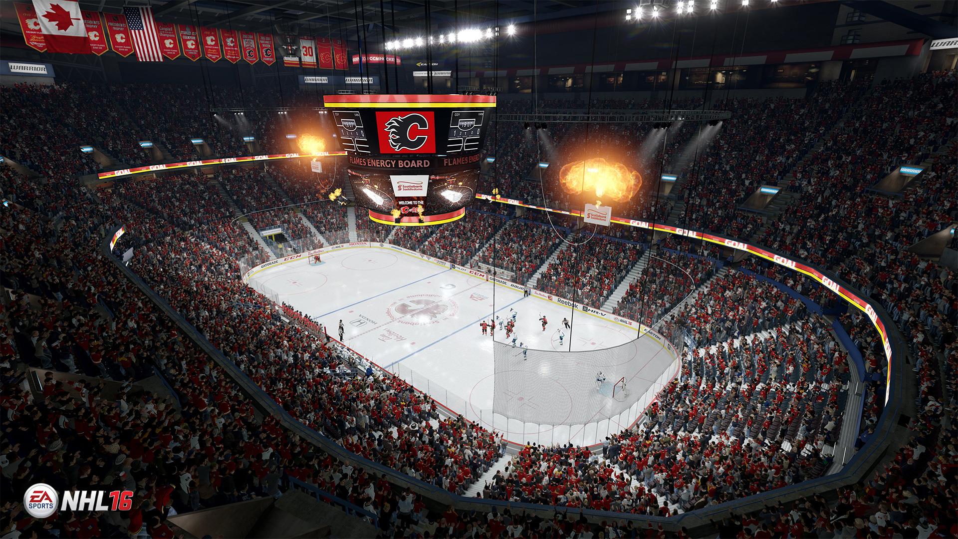 Majitelé NHL 15 si budou moci zahrát betu Hockey League 111909