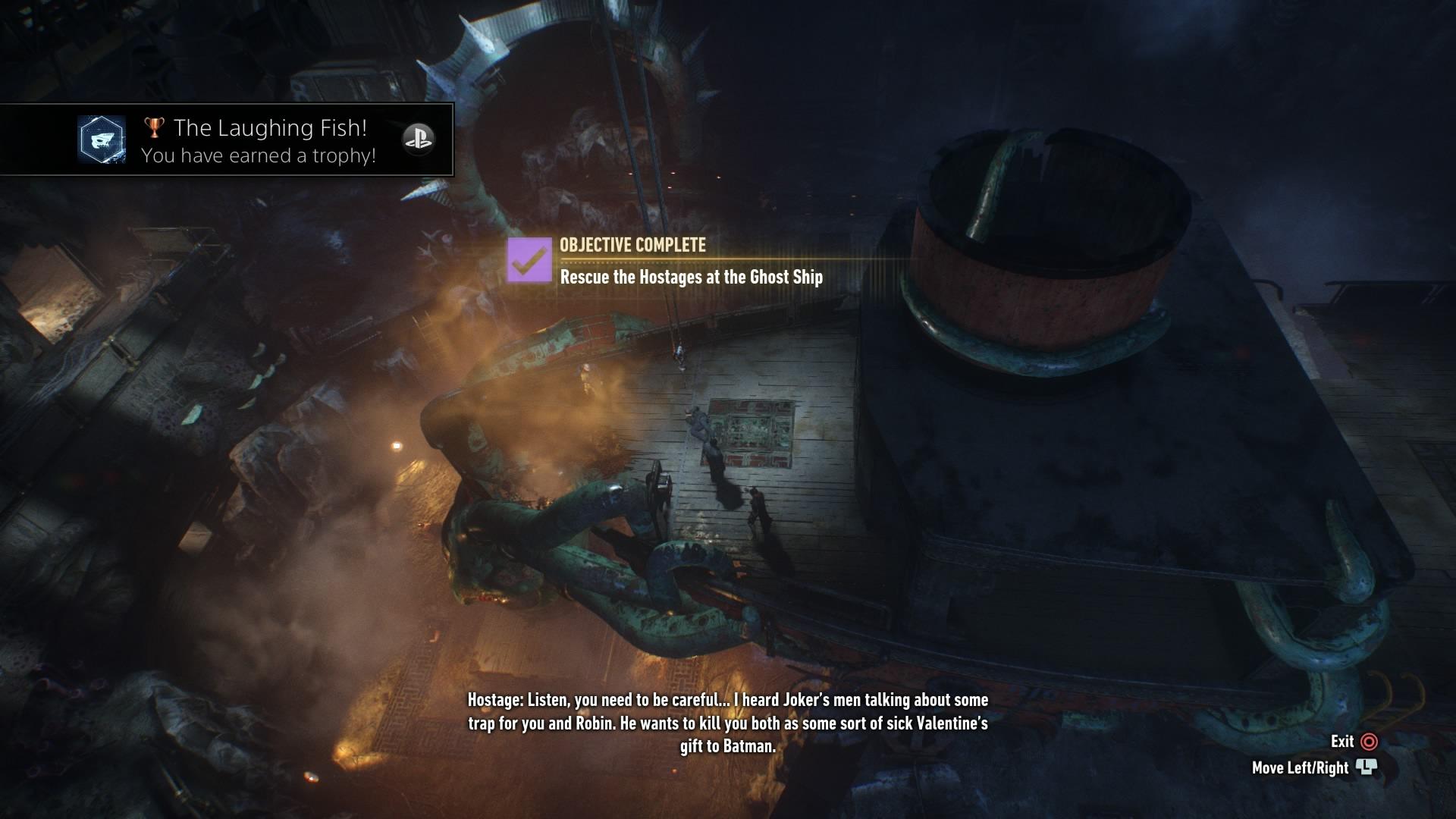 Batman: Arkham Knight - Batgirl je příliš krátký závod s časem 112007