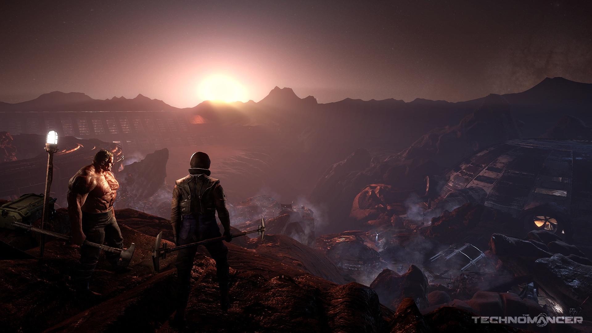 Nové obrázky ze sci-fi RPG titulu The Technomancer 112044