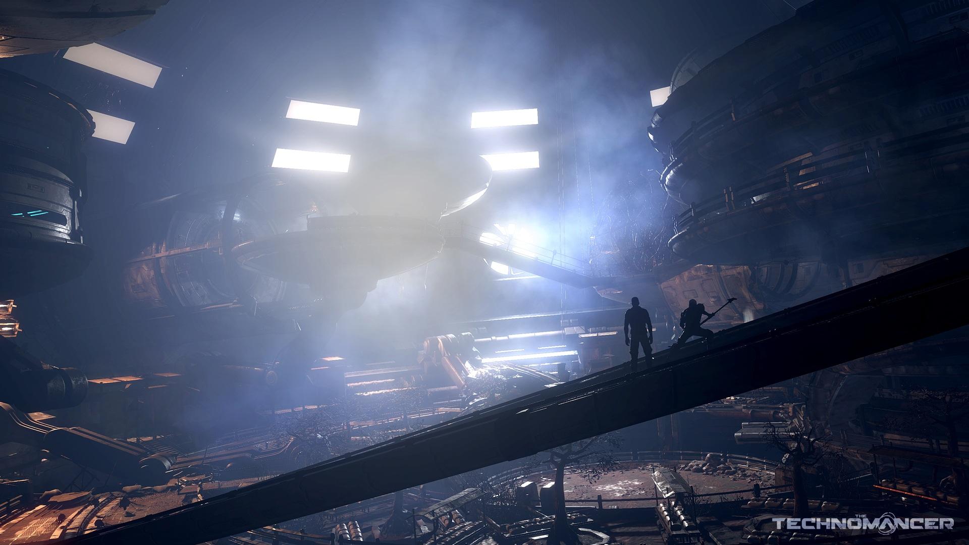 Nové obrázky ze sci-fi RPG titulu The Technomancer 112045