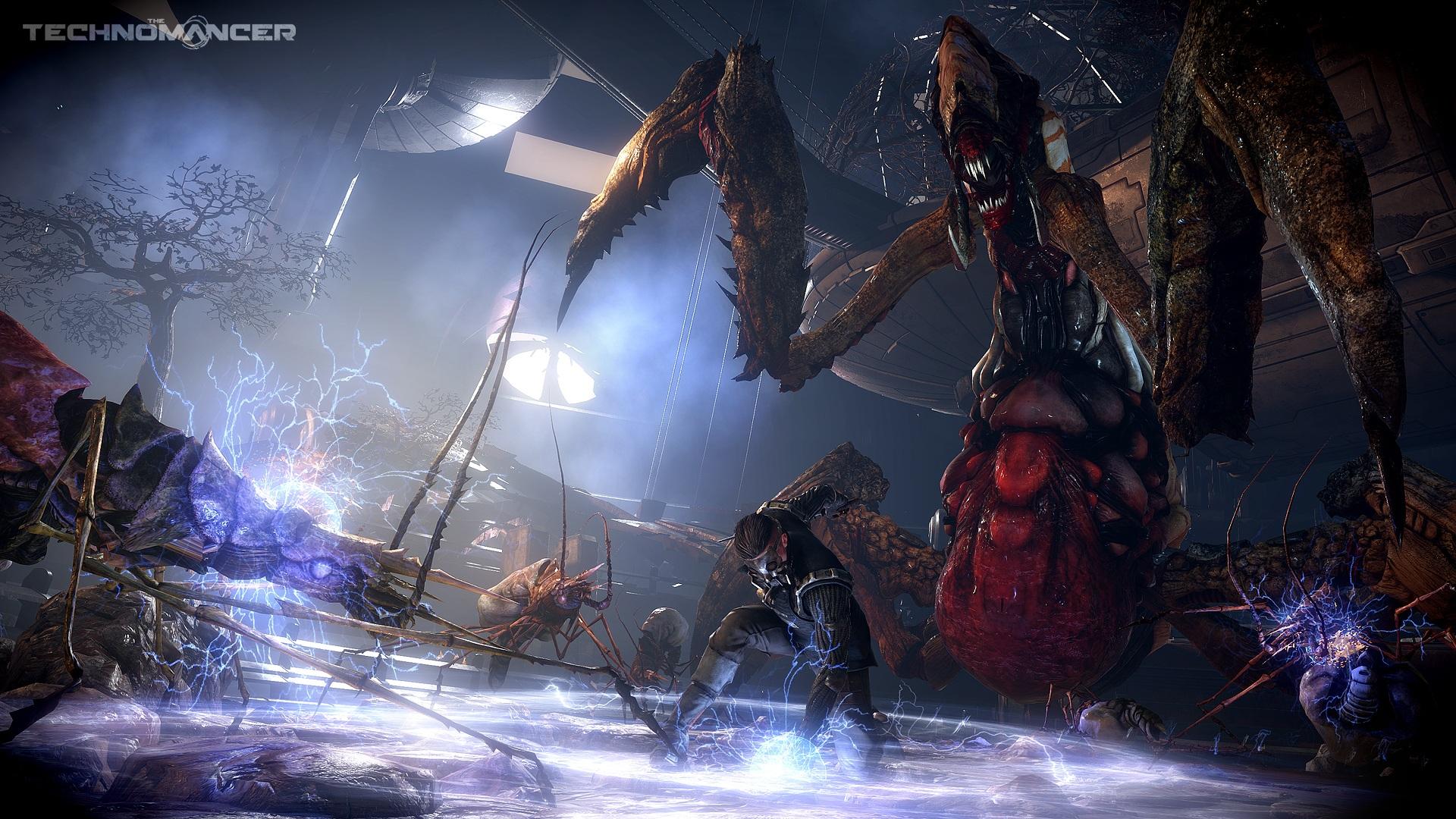 Nové obrázky ze sci-fi RPG titulu The Technomancer 112047
