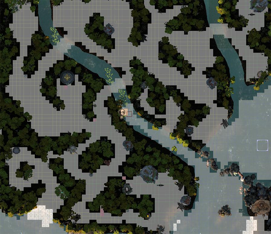 Editor map pro Heroes 7 s podporou moddingu 112129