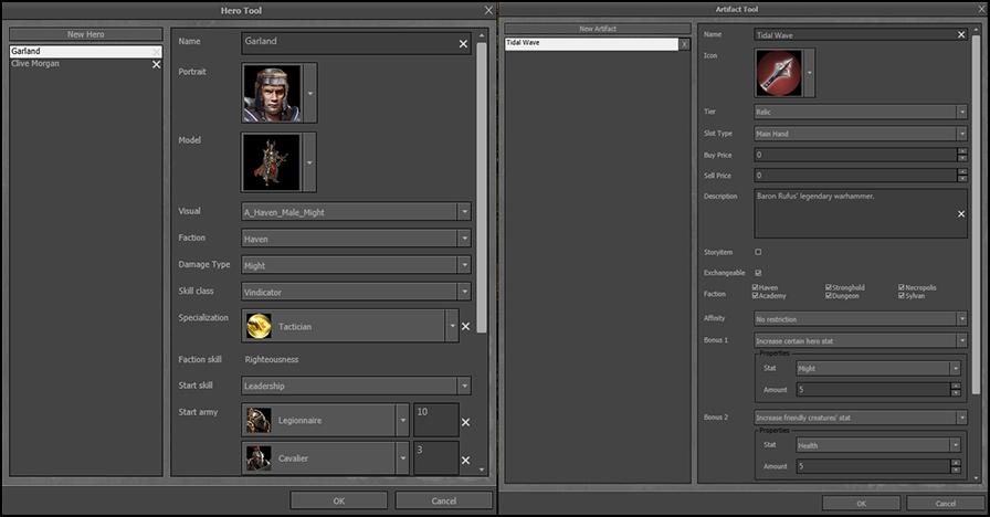 Editor map pro Heroes 7 s podporou moddingu 112132