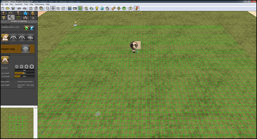 Editor map pro Heroes 7 s podporou moddingu 112133