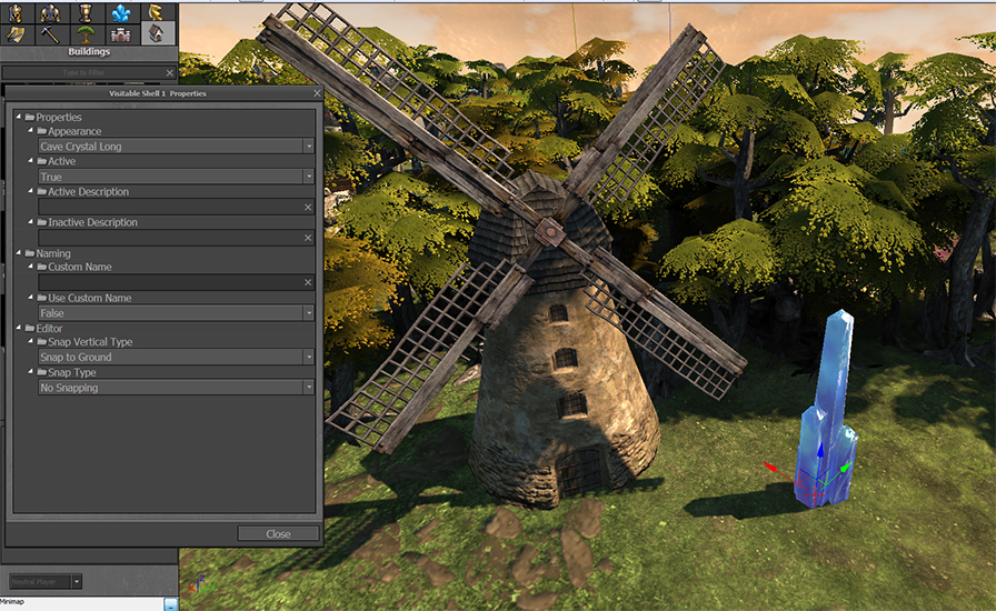Editor map pro Heroes 7 s podporou moddingu 112136
