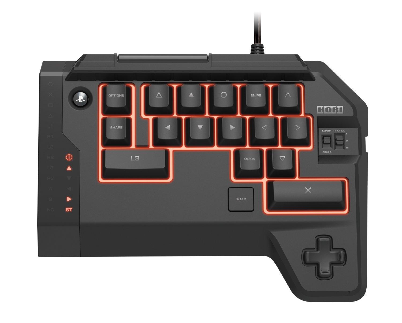 V říjnu licencovaná klávesnice a myš pro PS4 112160