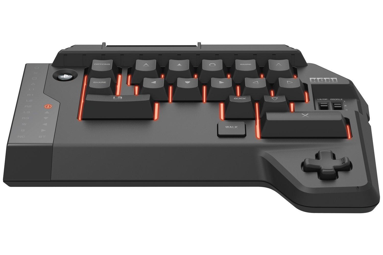 V říjnu licencovaná klávesnice a myš pro PS4 112162
