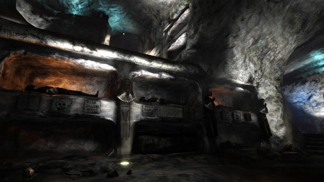 Prozkoumejte katakomby v Killing Floor 2 112195