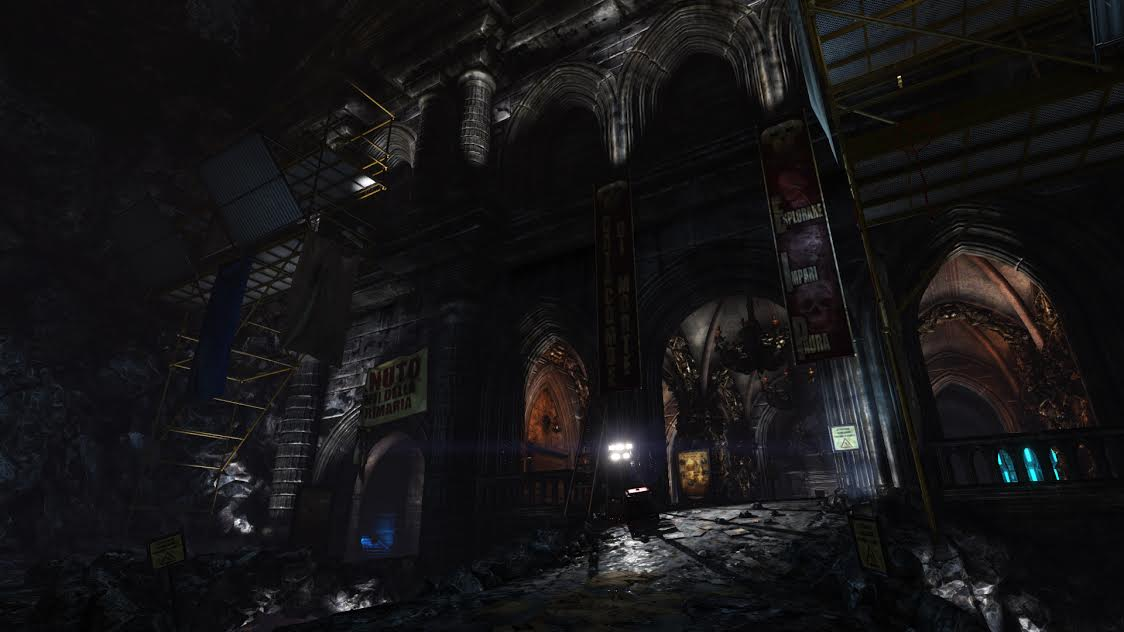 Prozkoumejte katakomby v Killing Floor 2 112198