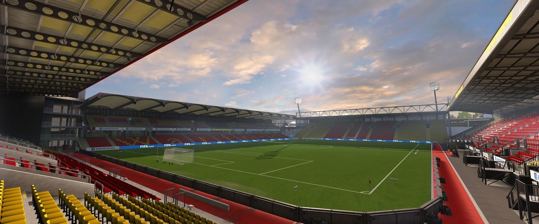 Prohlédněte si několik stadionů z FIFA 16 112385
