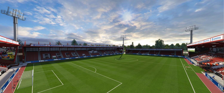 Prohlédněte si několik stadionů z FIFA 16 112386