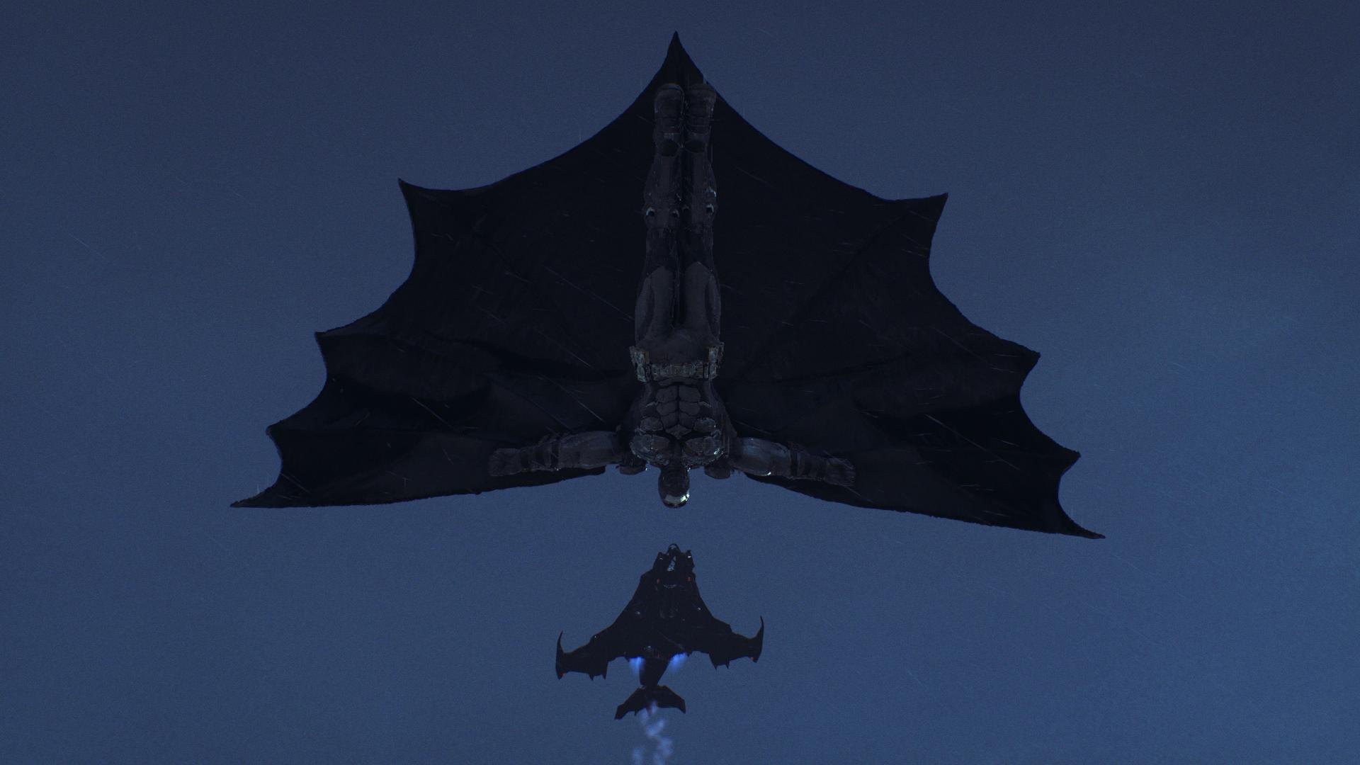 Batman: Arkham Knight dostal Photo mód 112421