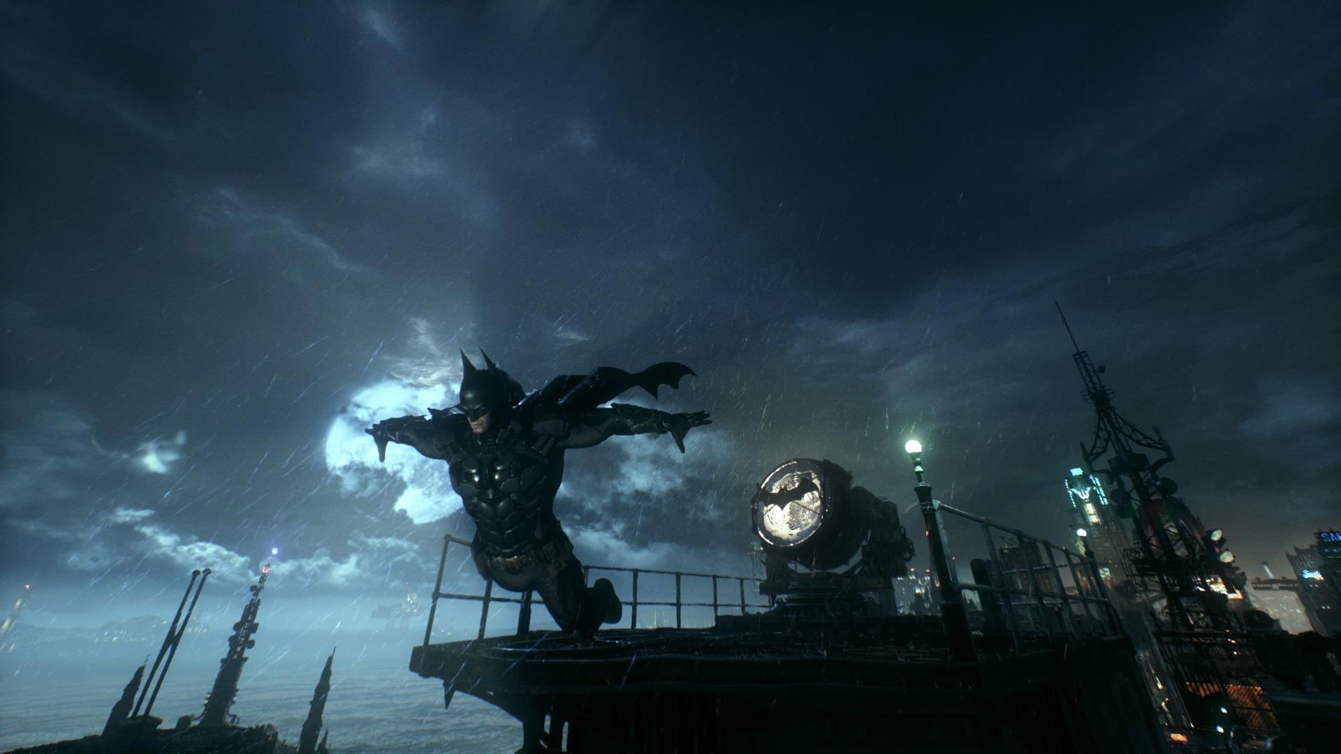 Batman: Arkham Knight dostal Photo mód 112428