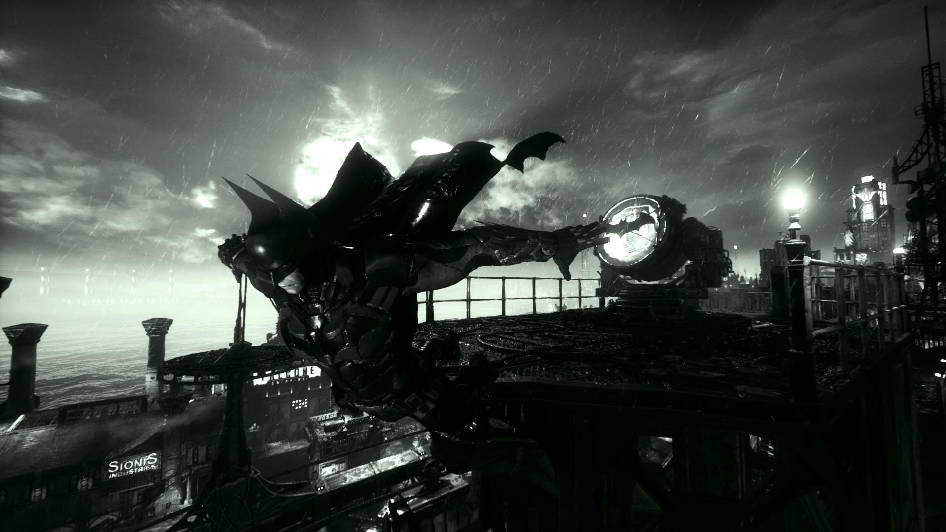 Batman: Arkham Knight dostal Photo mód 112429