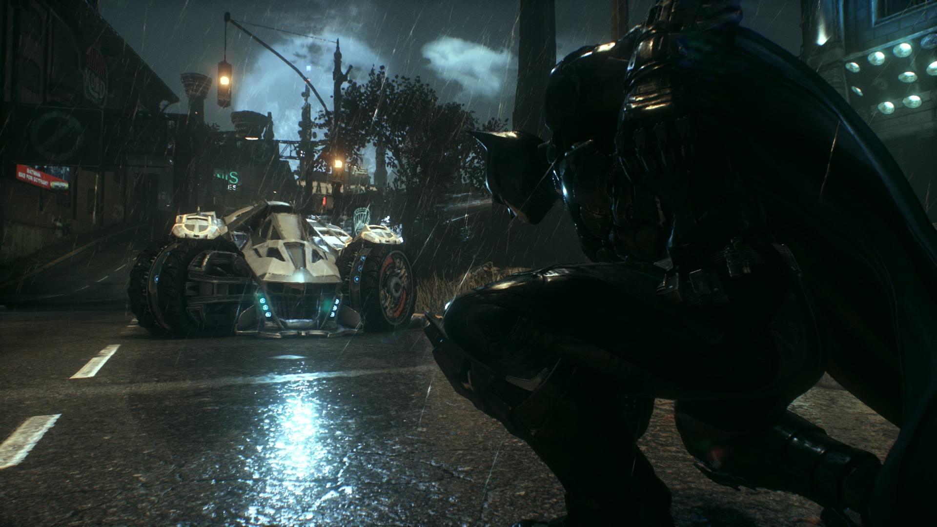 Batman: Arkham Knight dostal Photo mód 112430