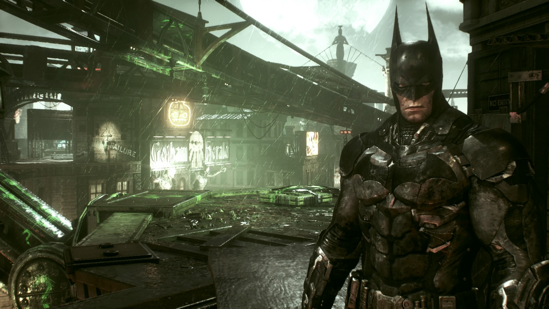 Batman: Arkham Knight dostal Photo mód 112431