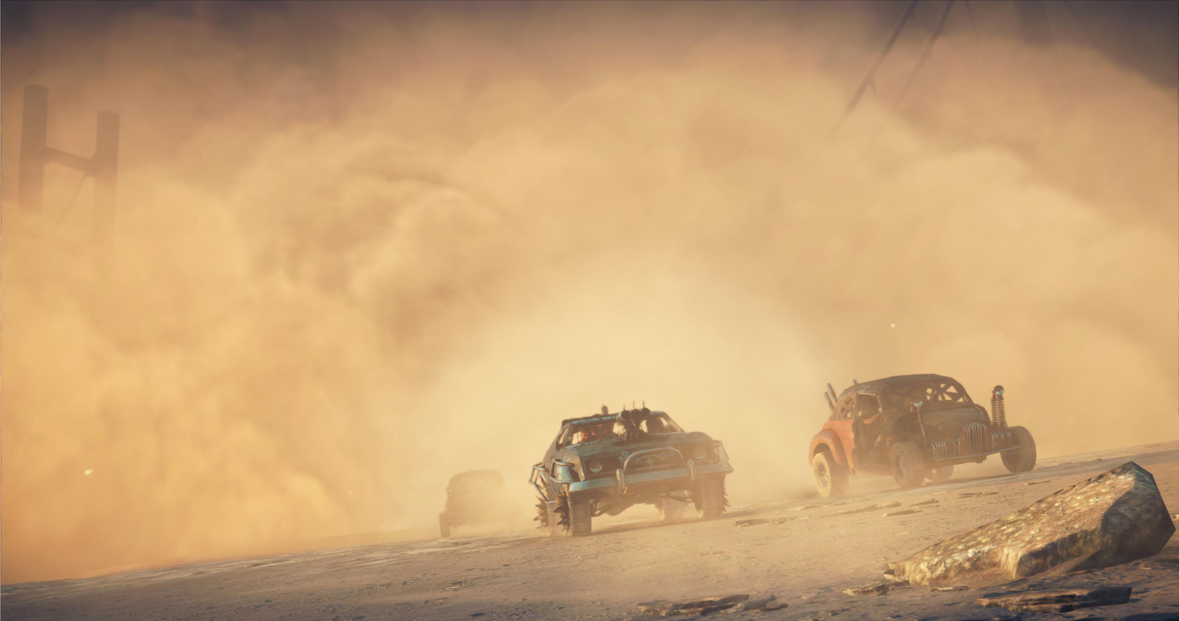 Mad Max - post-apokalyptické pískoviště 112433