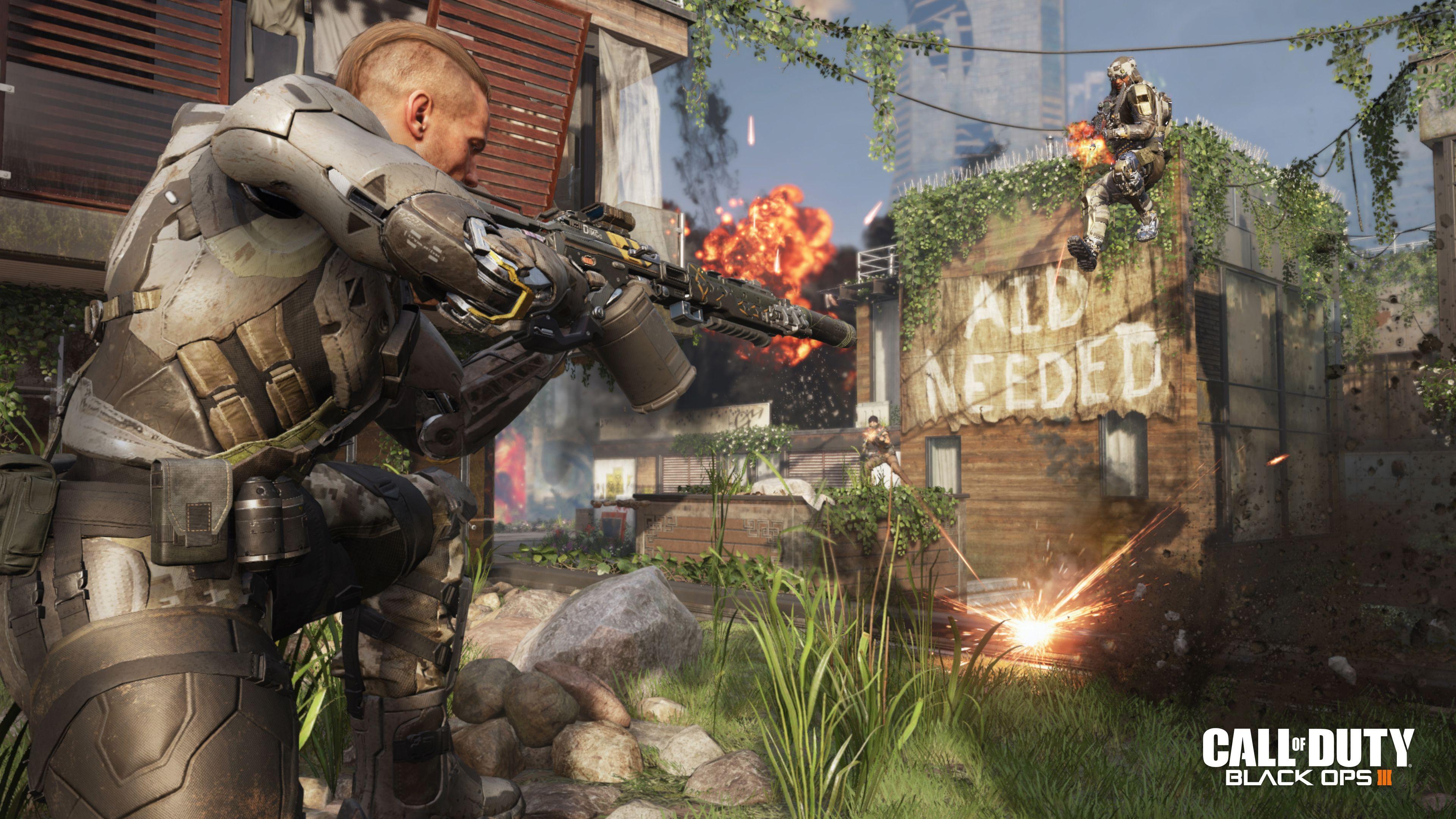 PS3 a Xbox 360 verze Black Ops 3 nebudou mít kampaň 112488
