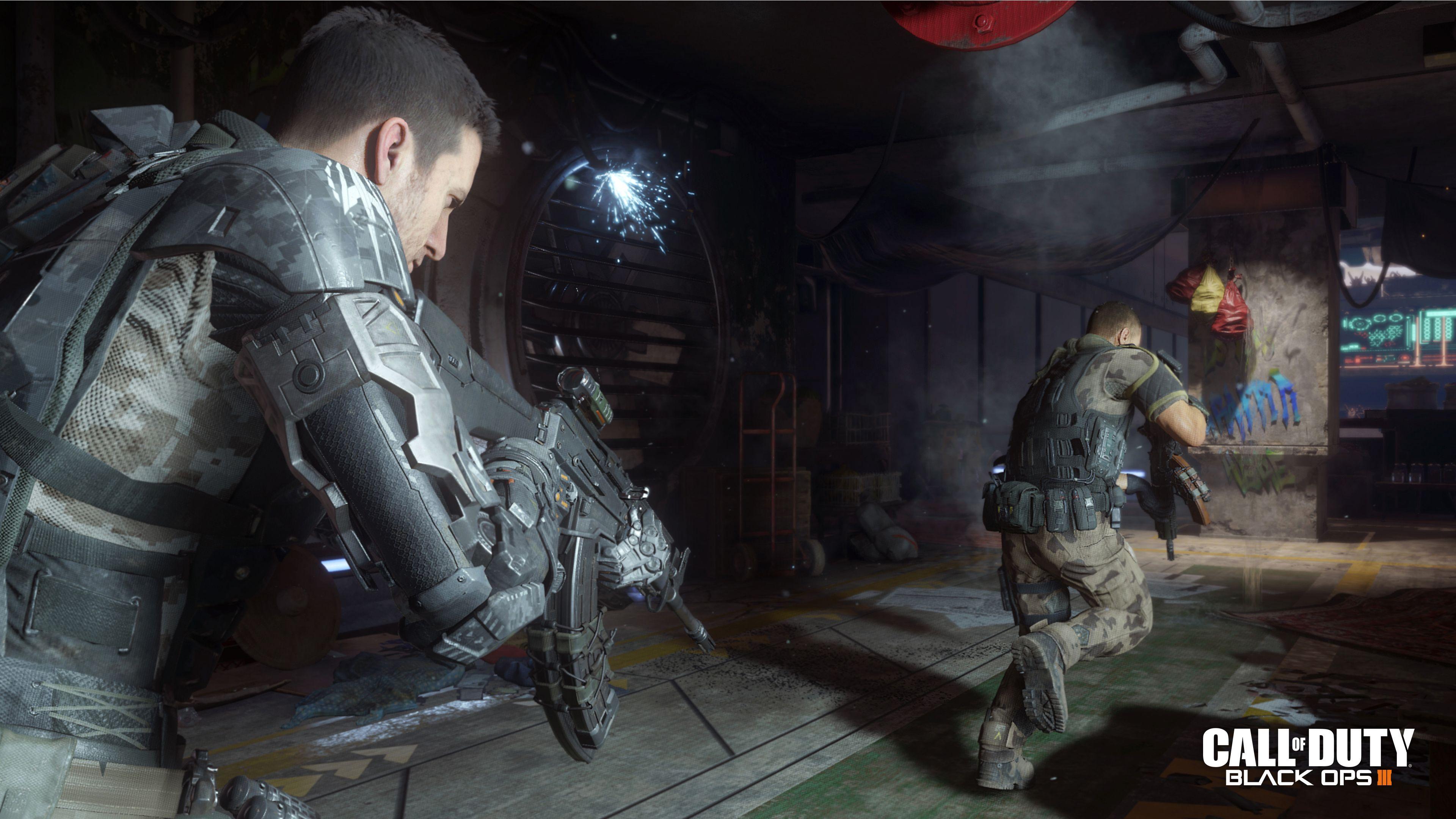 PC verze Call of Duty: Black Ops 3 určitě zahrne dedikované servery, pochlubí se i split screenem 112492