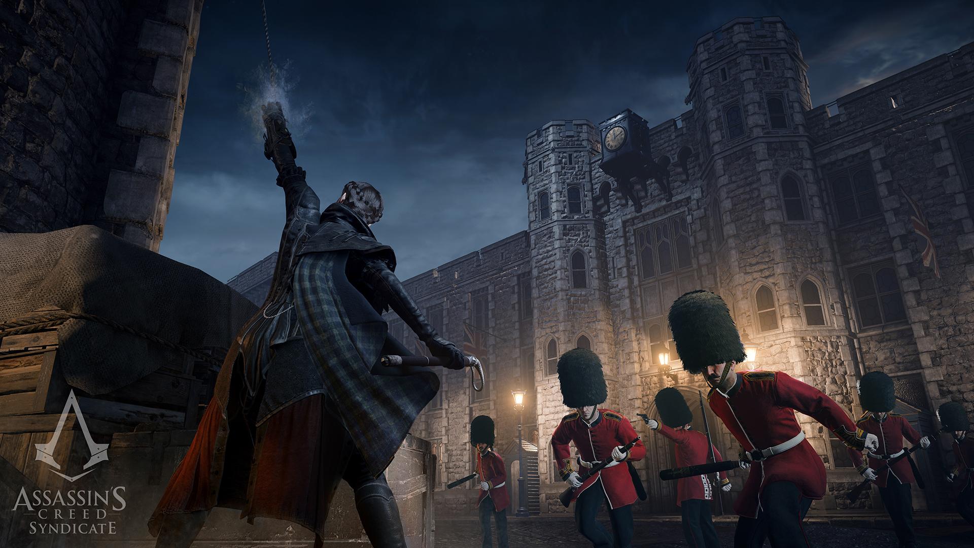 O dvojčatech Freyeových v traileru Assassin's Creed Syndicate 112496