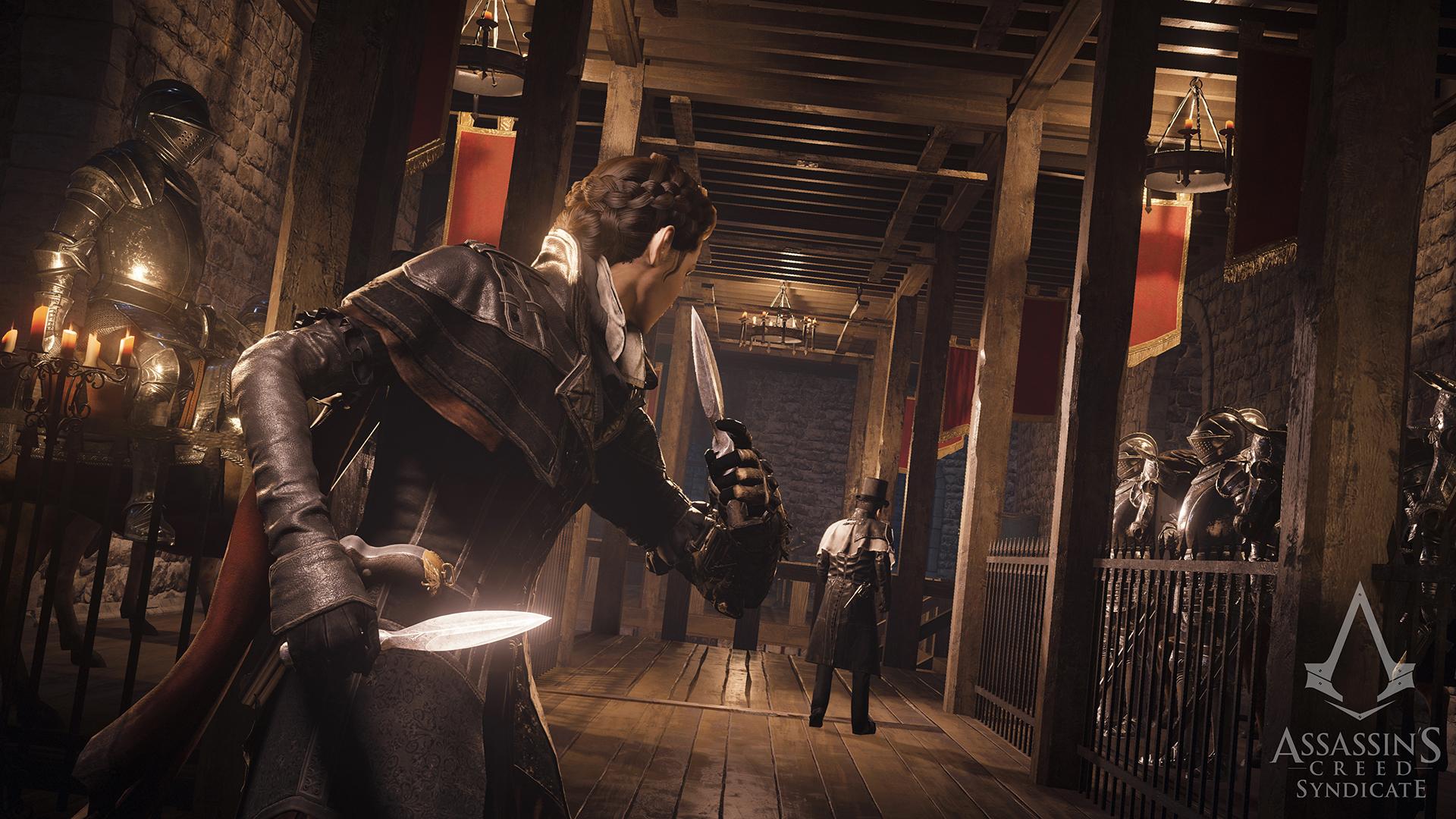 O dvojčatech Freyeových v traileru Assassin's Creed Syndicate 112497