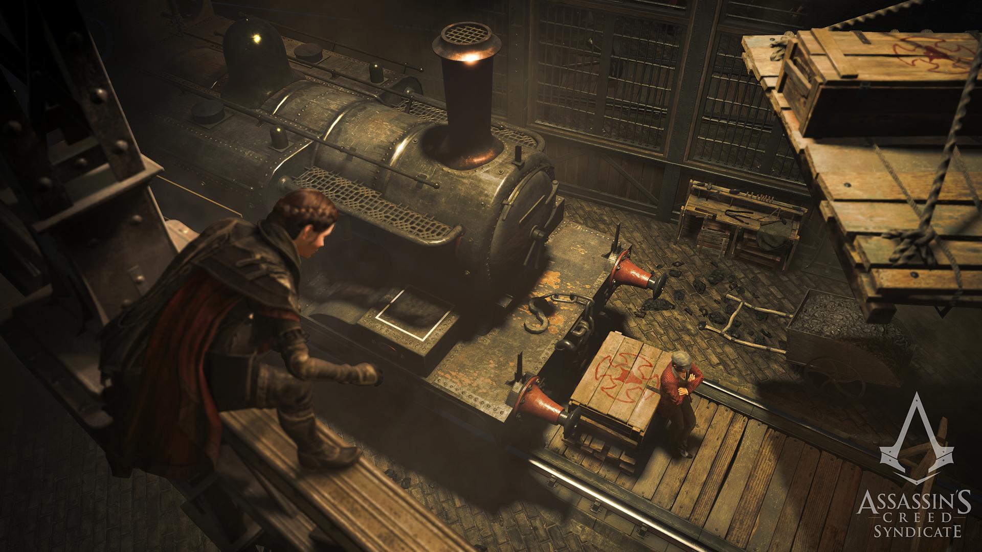 O dvojčatech Freyeových v traileru Assassin's Creed Syndicate 112500