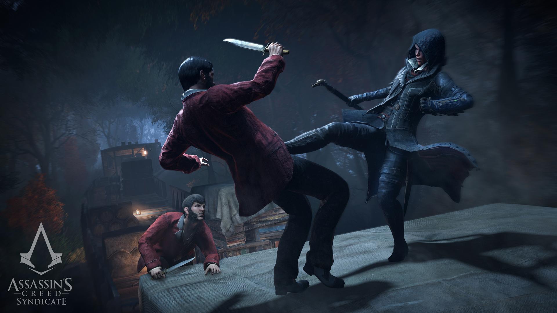 O dvojčatech Freyeových v traileru Assassin's Creed Syndicate 112501