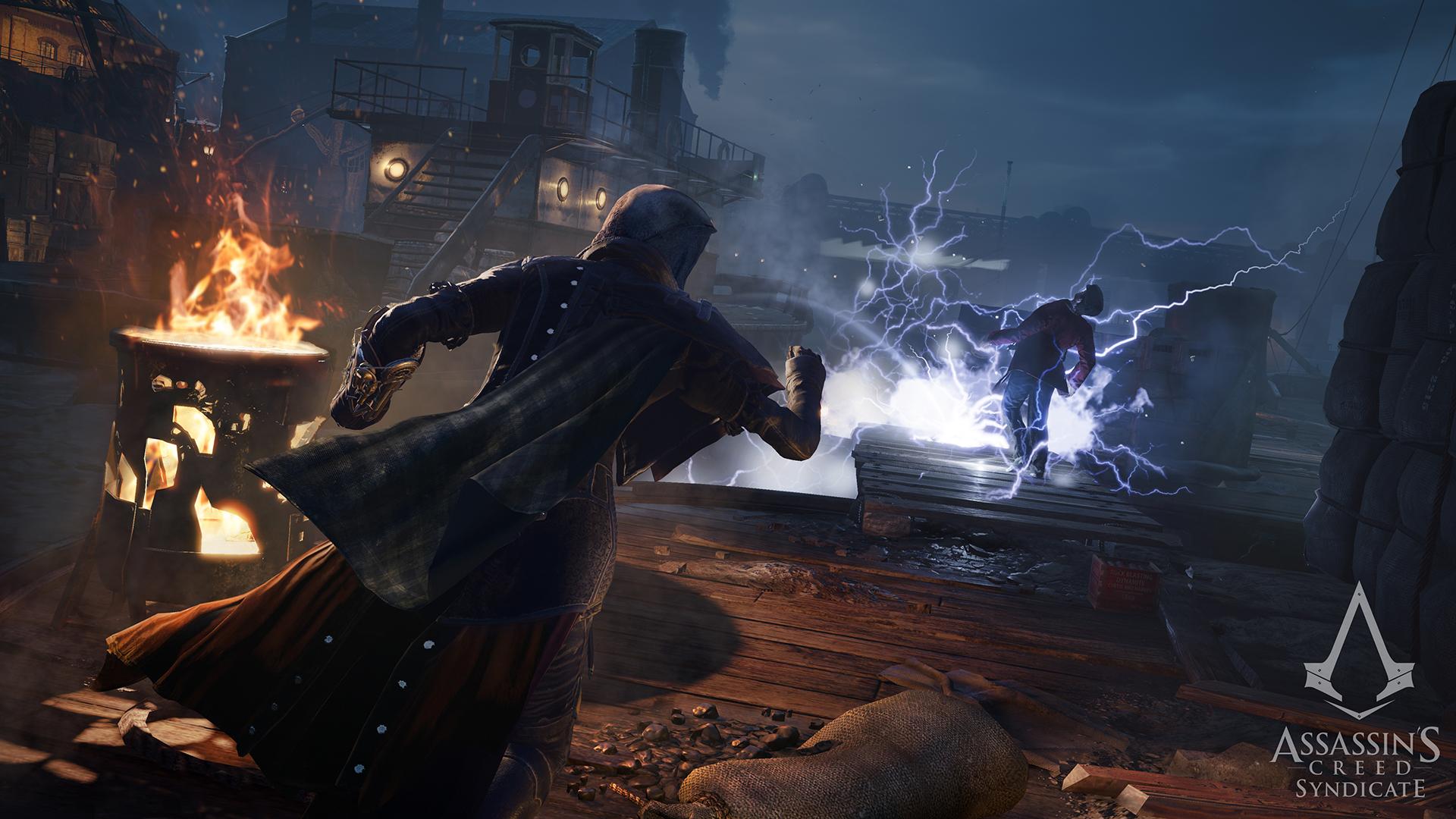 O dvojčatech Freyeových v traileru Assassin's Creed Syndicate 112503