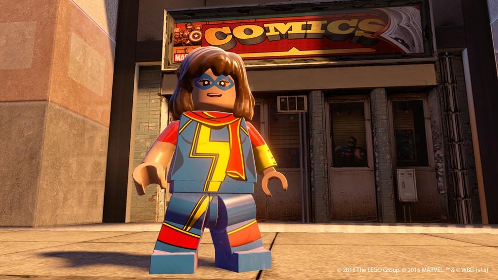 Lego Marvel's Avengers nakonec až v lednu 2016 112521