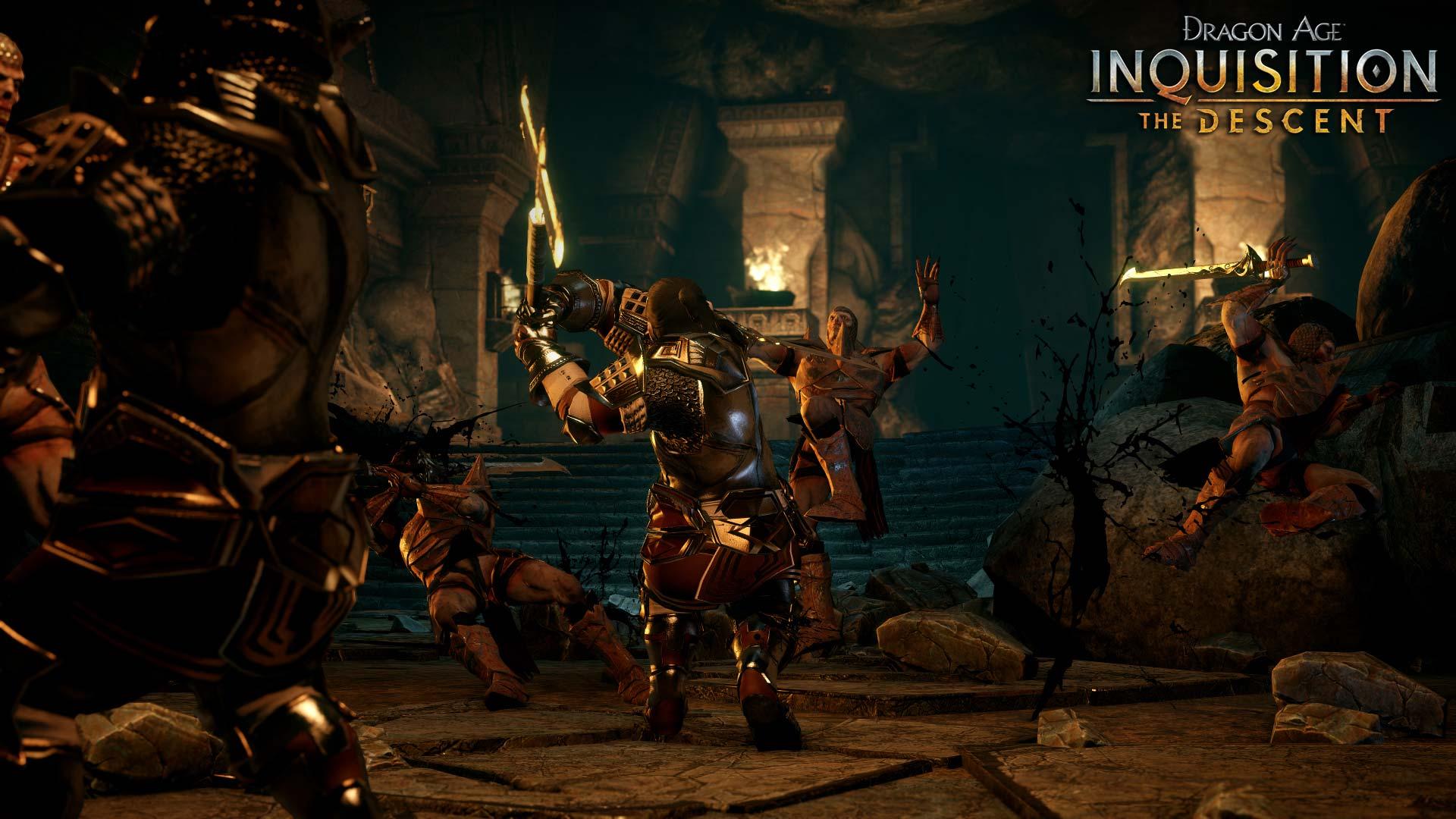 Oznámeno nové singleplayerové DLC pro Dragon Age: Inquisition 112592