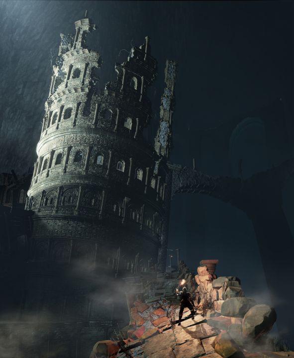 16 minut z Dark Souls 3 a obrázky 112610
