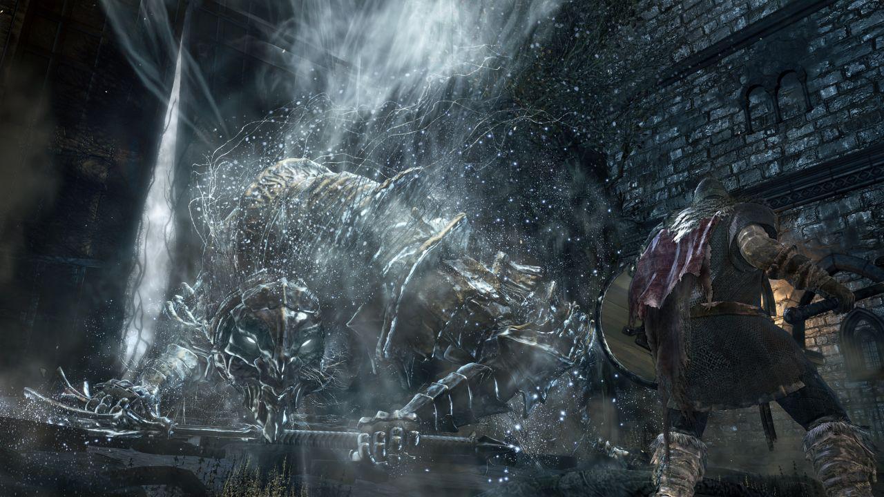 16 minut z Dark Souls 3 a obrázky 112611