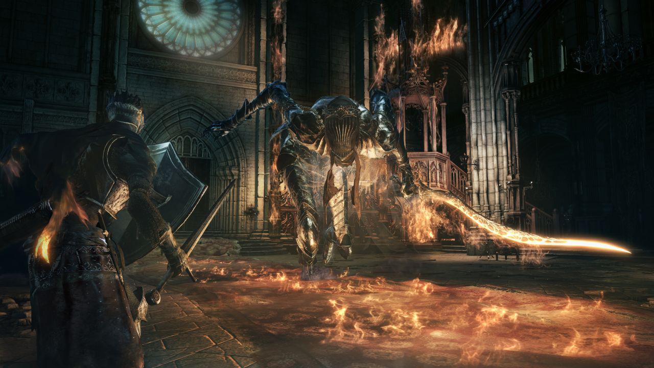 16 minut z Dark Souls 3 a obrázky 112613